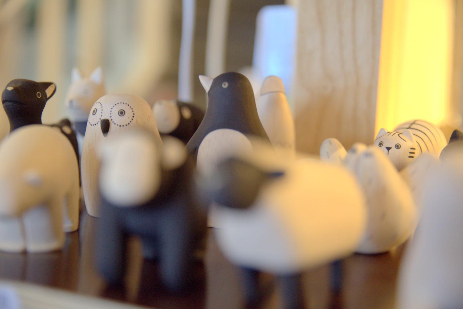 figurine miniature animaux 2 - Accueil