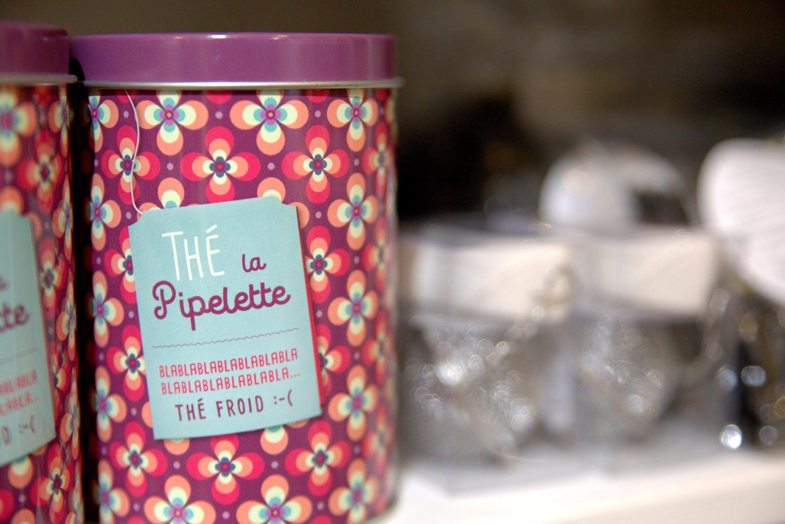 thé puce et nino - Gourmandises